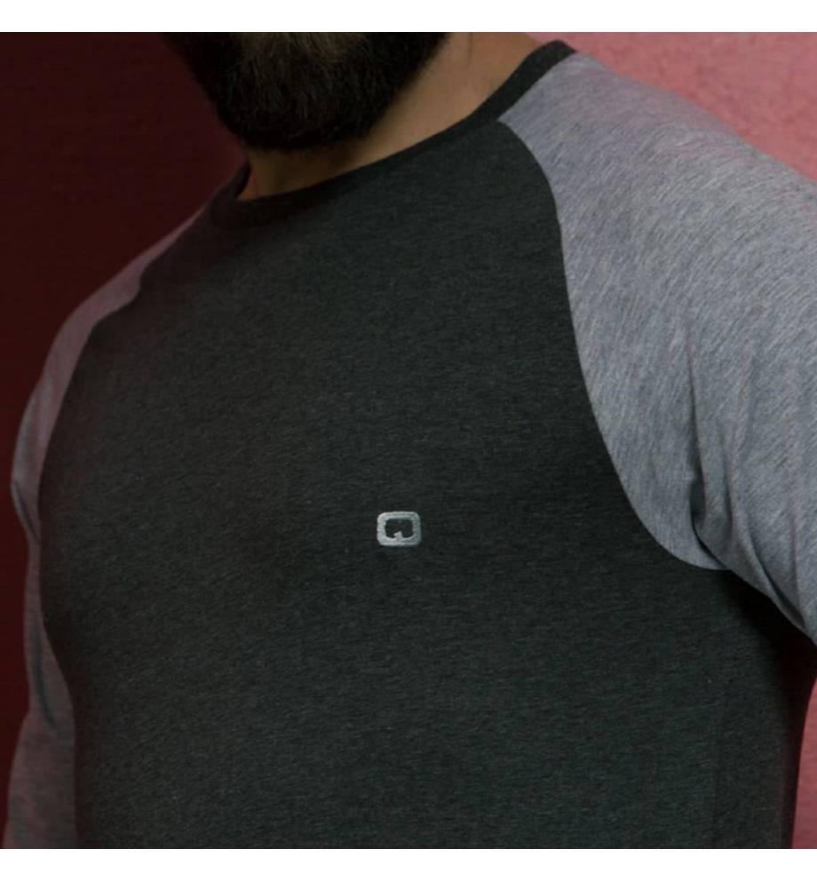 T-shirt long manches 3/4