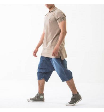 SAROUEL SHORT DC JEANS - MODELE LIGHT USED
